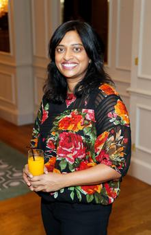 Cindy Palusamy launches The Juicery at The Westbury.
