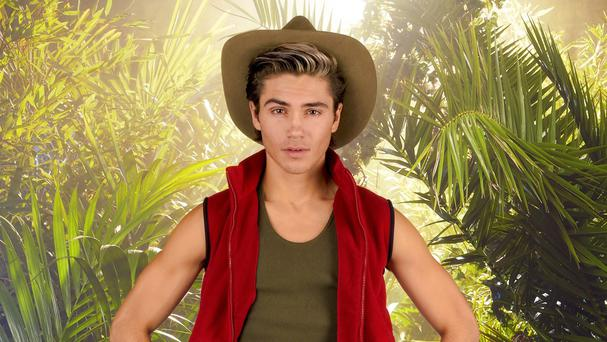 George Shelley - I'm A Celebrity ... Get Me Out Of Here!