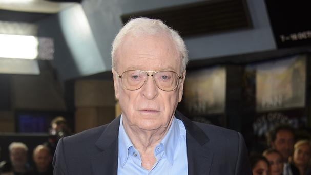 Sir Michael Caine described himself as