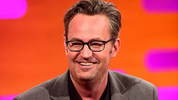 Matthew Perry will not be joining his former cast mates for the Friends reunion