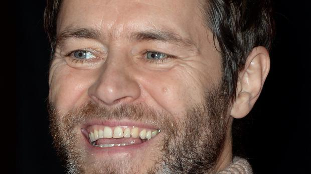 Take That singer Howard Donald, who has named his new son Bowie