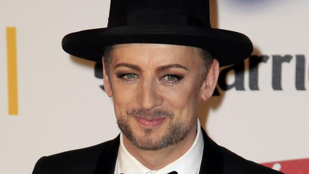 Boy George is back in the spotlight as a judge for The Voice