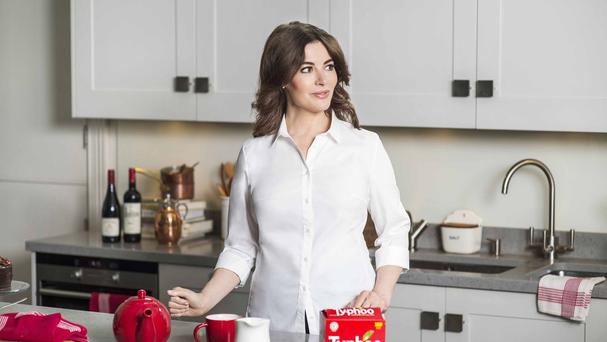 Nigella has shared her daily tea routine (Dave J Hogan/PA)