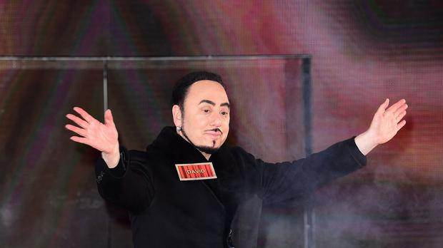 David Gest has left the Celebrity Big Brother house