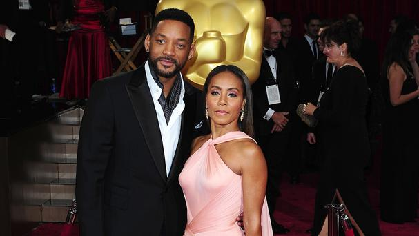 Will Smith and his wife Jada Pinkett Smith