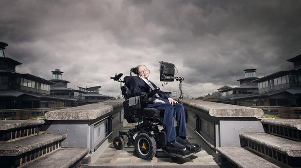 Stephen Hawking made the claim during a question and answer session at the BBC Reith Lectures (BBC)