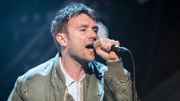 Blur's Damon Albarn will appear at the Royal Festival Hall in June