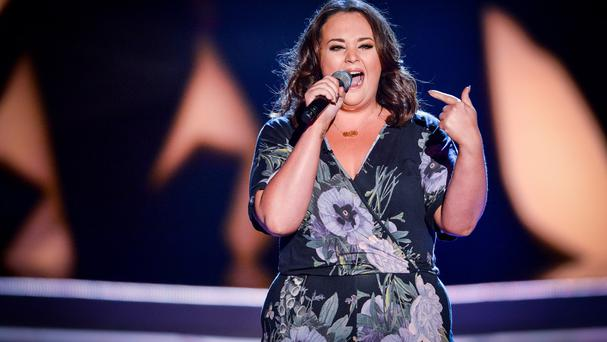 Brooke Waddle performed I've Got The Music In Me (BBC/PA)