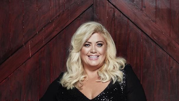 Gemma Collins cut her finger while peeling potatoes, and also stormed out of the Celebrity Big Brother house