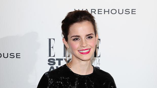 Emma Watson is taking a break from acting.