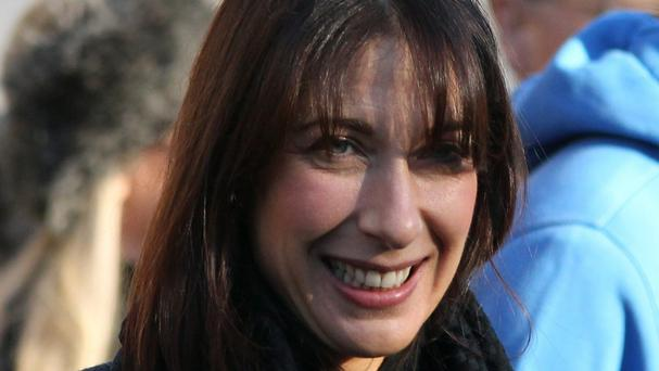 Samantha Cameron was described as