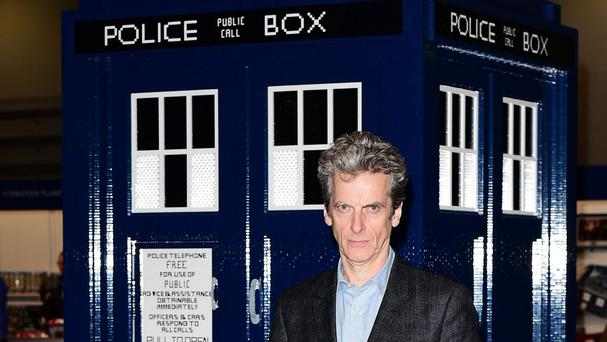 There is speculation that Dr Who star Peter Capaldi will be leaving the show