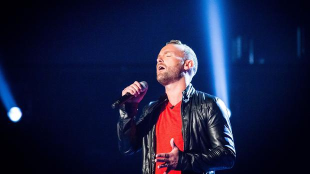 The Voice contestant Kevin Simm enjoyed chart success before with Liberty X