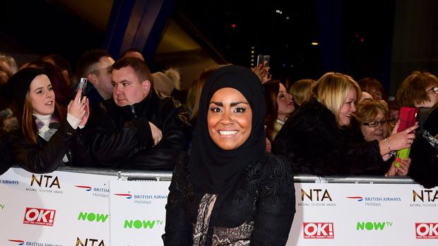 Nadiya Hussain 'captured the hearts of the nation' with her Great British Bake Off final victory last year, Loose Women chiefs said