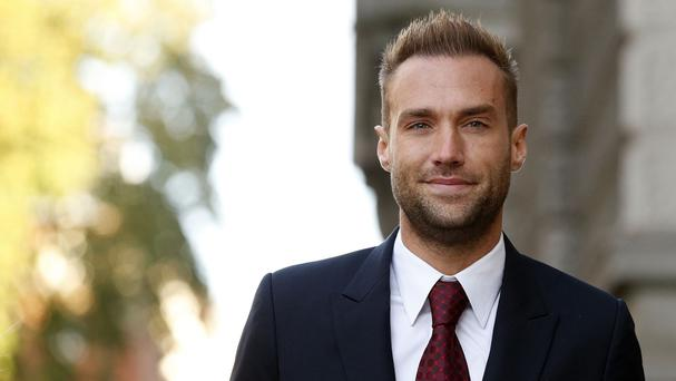 Calum Best says he has a battle with alcohol addiction