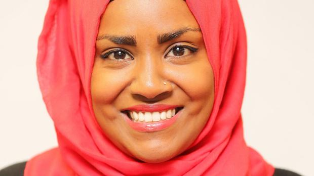 Great British Bake Off winner Nadiya Hussain joined the Loose Women panel