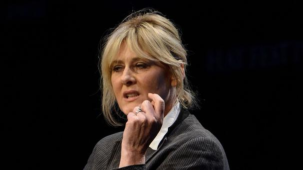 Sarah Lancashire said she needed convincing to take part in Happy Valley
