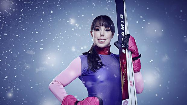 Beth Tweddle said she was grateful for the support she had received (Channel 4/PA)