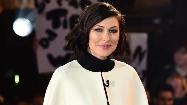Emma Willis will be eight months' pregnant while hosting live episodes of The Voice UK