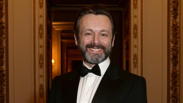 Actor Michael Sheen says starting an online petition is a very new experience for him
