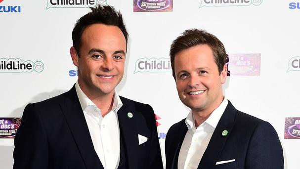 Ant and Dec will front the show in the grounds of Windsor Castle in May