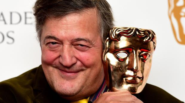 Stephen Fry quit Twitter after a backlash over jokes he made as the host of the Baftas