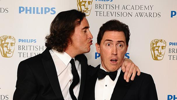 Spain is the next destination for Steve Coogan and Rob Brydon