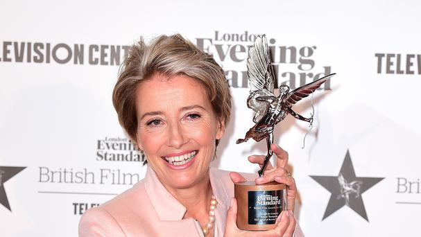 Emma Thompson said it would be