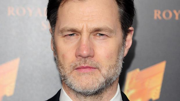 David Morrissey is filming the second series of BBC One drama The Missing