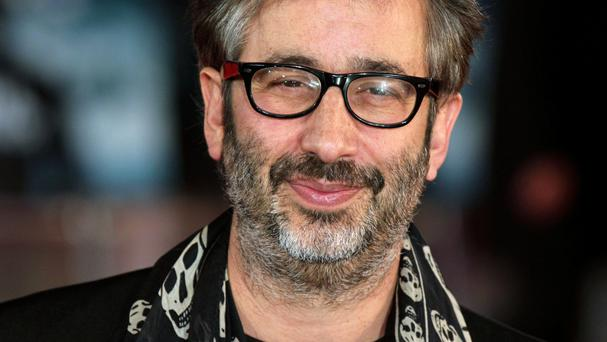 David Baddiel has spoken about his father's dementia