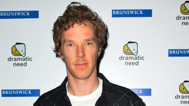 Benedict Cumberbatch is a winner again