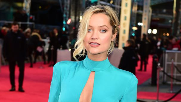 Laura Whitmore at the Baftas