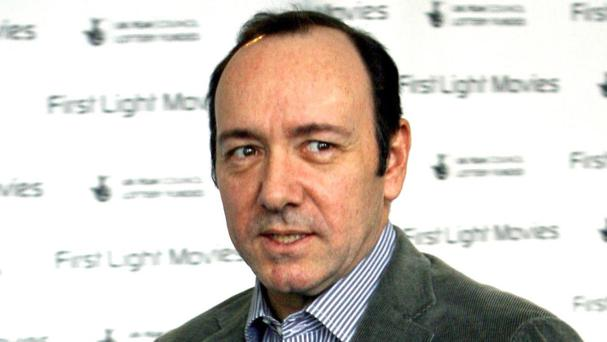 Kevin Spacey plays power-hungry US president Francis Underwood in House Of Cards
