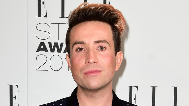 Nick Grimshaw attending the Elle Style Awards