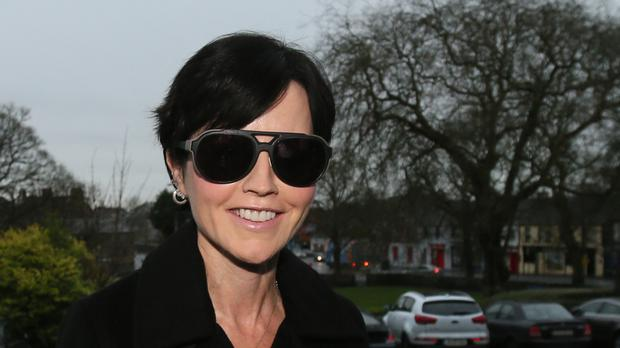 Cranberries singer Dolores O'Riordan has been spared a criminal conviction and give a 6,000 euro fine