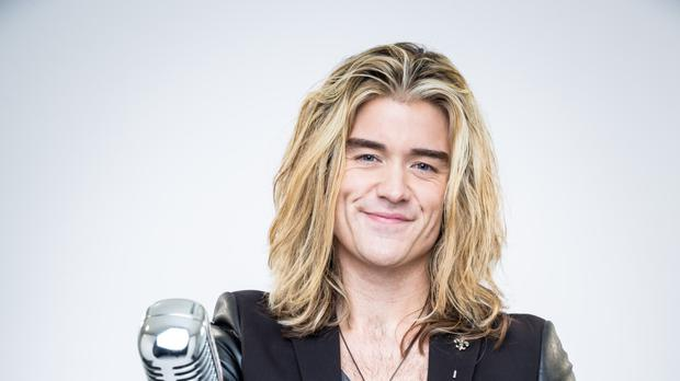 The Voice star Rick Snowdon, who has been inundated with bizarre gifts from around the world since he shot to fame on the TV talent show (BBC/PA)