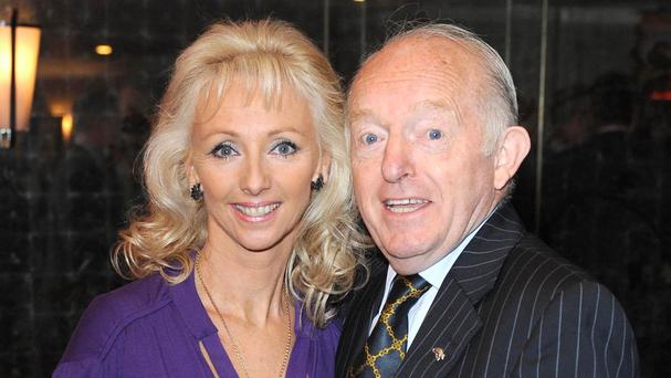 Debbie McGee and Paul Daniels