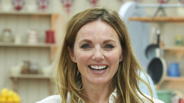 Geri Horner (formerly Halliwell) was named star baker on the Great Sport Relief Bake Off (BBC/PA)