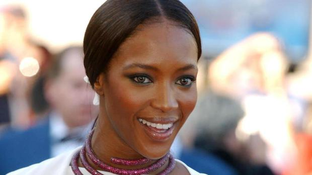 Supermodel Naomi Campbell was raised by a single mother