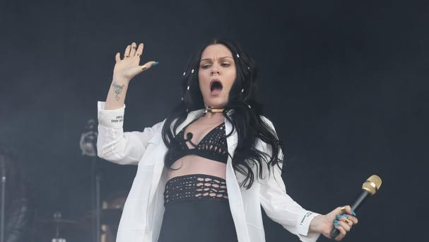 Jessie J is among more than 70 celebrities who have urged world leaders to tackle poverty