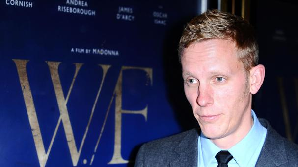 Laurence Fox is playing French statesman Charles de Gaulle in The Patriotic Traitor at London's Park Theatre