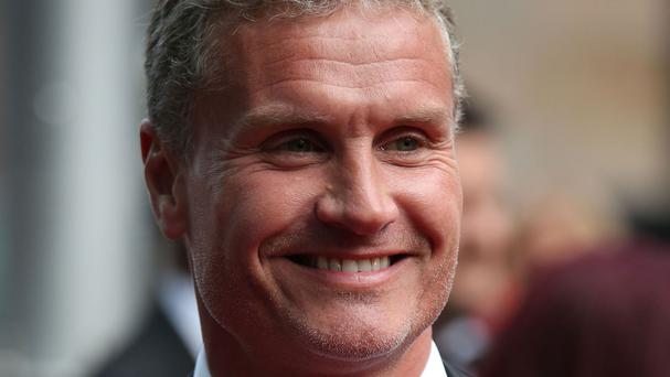 David Coulthard will front coverage of the F1 World Championship on Channel 4