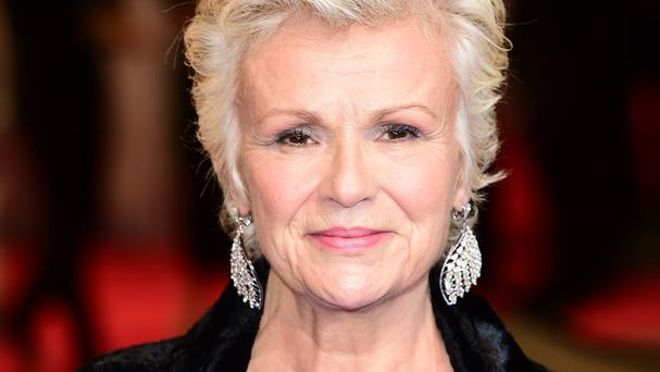 Julie Walters has a fear of spiders, she told Radio Times
