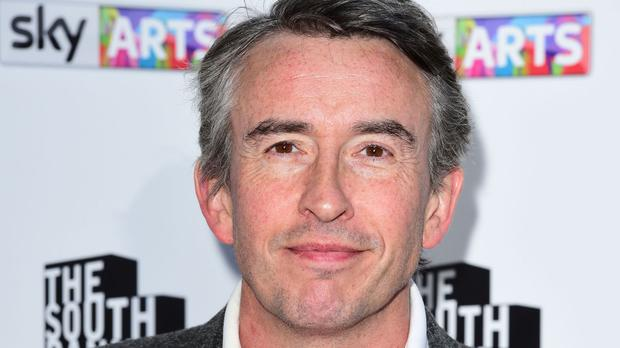 Steve Coogan said the Top Gear stunt at the Cenotaph was 'probably inappropriate'
