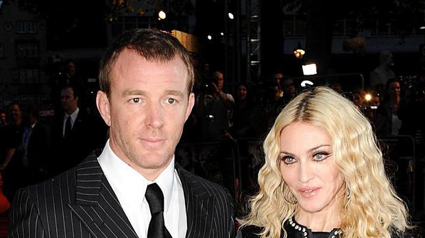Guy Ritchie and Madonna are in dispute over their son Rocco, 15
