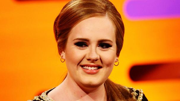 Adele is to headline at Glastonbury