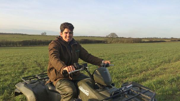 England test cricket captain Alastair Cook gives the nation a glimpse of his farming side in a special appearance on BBC One's Countryfile