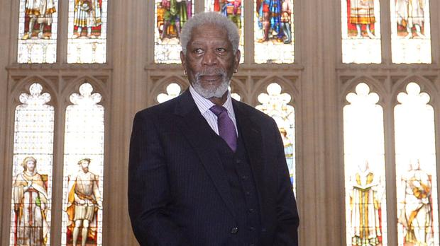 Morgan Freeman says he does not mind if viewers do not believe in faith and spirituality