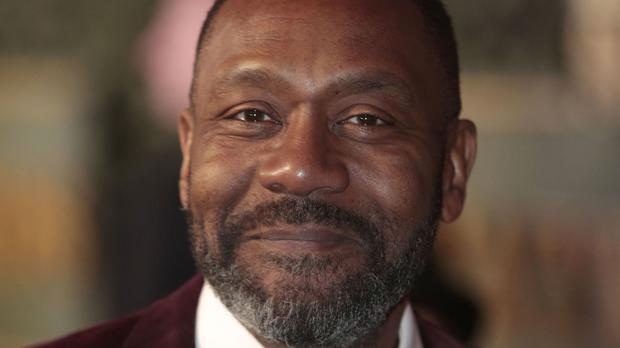 Sir Lenny Henry received a surprise award for his work promoting diversity in the entertainment industry