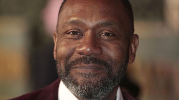 Sir Lenny Henry received a surprise award for his work improving diversity in the entertainment industry